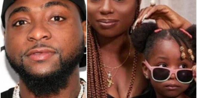 What I Did When Imade Took Davido's Surname - Sophia Momodu Opens Up