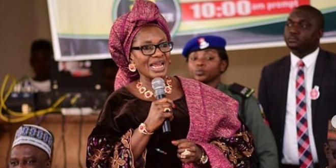 Women Affairs minister inaugurates rebuilt Chibok school destroyed in 2014