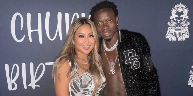 Comedian Michael Blackson proposes to girlfriend during radio show