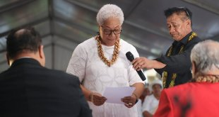 Ending Bitter 3-Month Standoff, Samoa's Leader Concedes Election Defeat