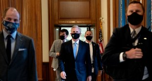 The U.S. House of Representatives will once again require masks in the chamber.