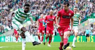 Everton express an interest in signing Celtic striker Odsonne Edouard | Sportslens.com