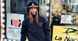 Fetty Wap cries over the loss of daughter in emotional video