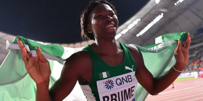 Tokyo Olympics: Nigeria
