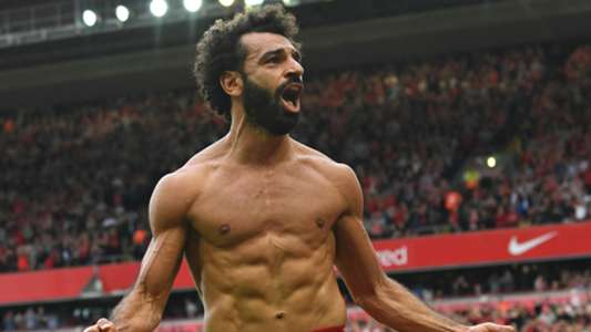 'You, the fans, keep me going' – Liverpool's Salah on why he celebrated Crystal Palace goal wildly