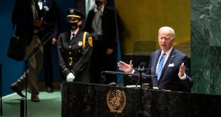 Biden faces an uphill climb as he tries to reassure allies at the U.N. General Assembly.