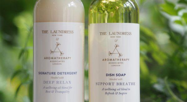 The Laundress x Aromatherapy Associates | British Beauty Blogger