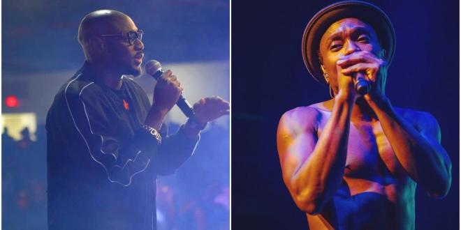2Face Idibia Threatens N1B Defamation Suit Against Brymo Over Allegations  Levelled Against Him