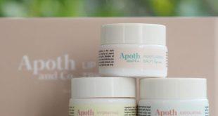 Apoth & Co Lip Care Trio | British Beauty Blogger