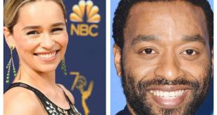 Chiwetel Ejiofor and Emilia Clarke to star in new rom-com 'the pod generation'