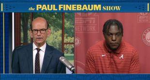 Despite ranking, Harris says Bama 'has a lot to prove' - ESPN Video