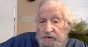 Famed Leftist Icon Noam Chomsky Suggests Unvaccinated Americans Be 'Isolated'