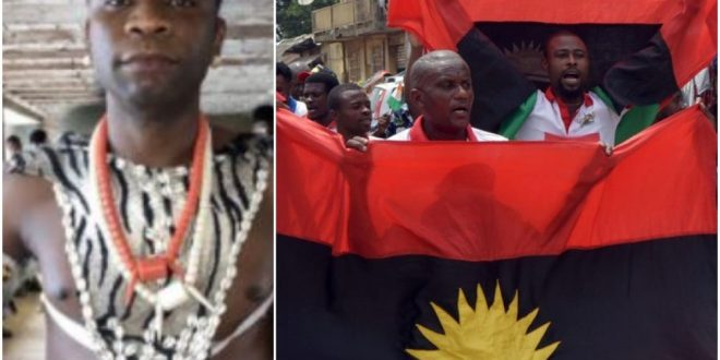 Speed Darlington Drags IPOB Over 'Sit-at-home Order', Reveals How Its Affecting Igbos