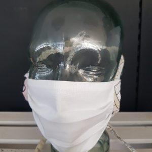 Pralna zaščitna maska handmade