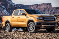 2019 Ford Ranger Concept, Release date, Specs