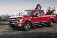 2019 Ford F150 Release date