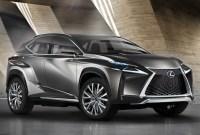 2019 Lexus NX Concept