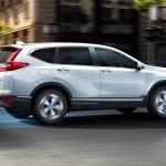 2019 Honda CR V Pictures