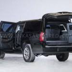 2020 GMC Yukon Spy Shots