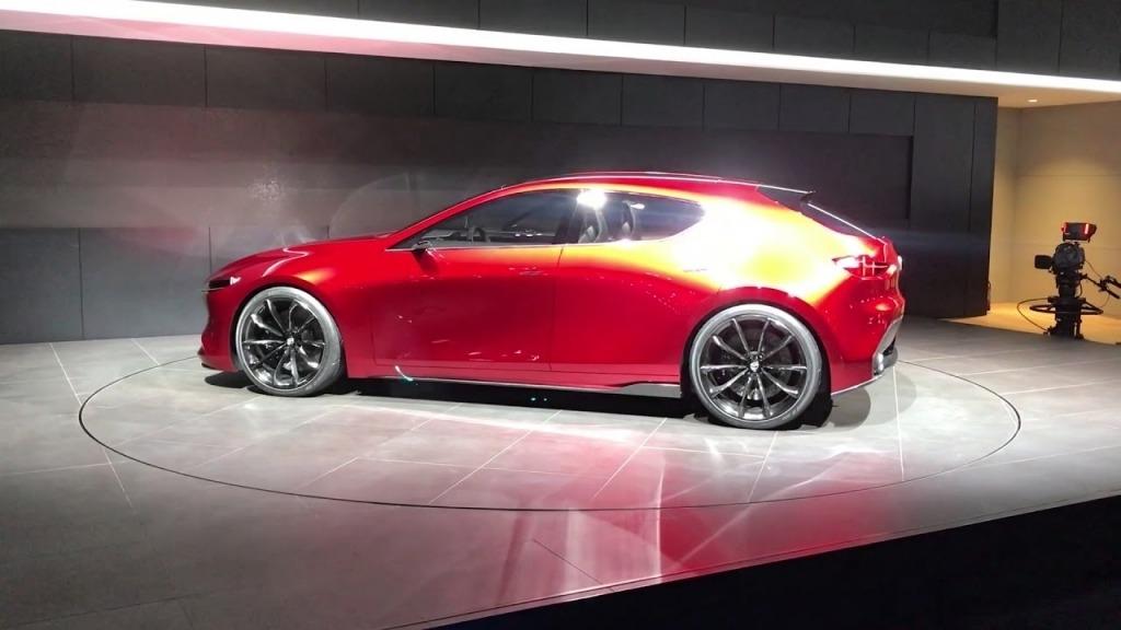 2020 Mazda 3 Wallpaper