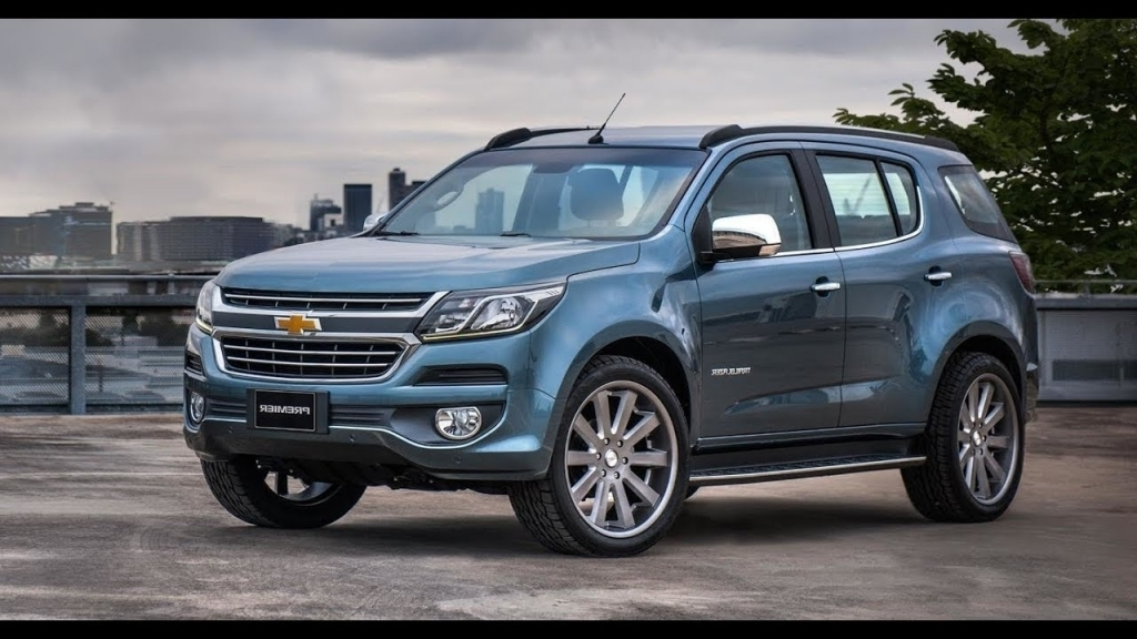 2019 Chevrolet Trailblazer Drivetrain