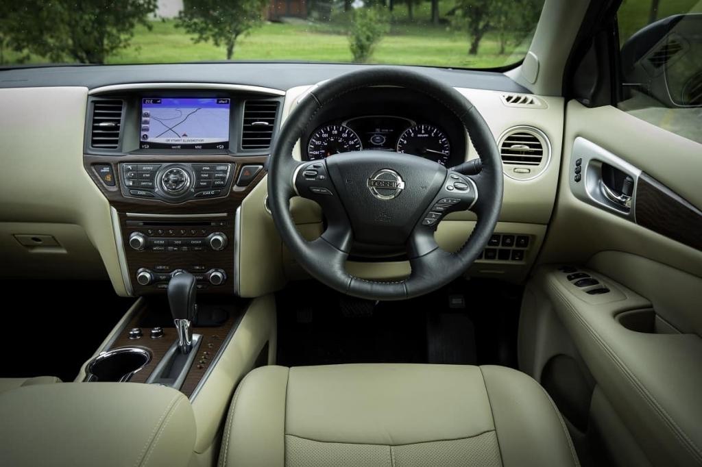 2019 Nissan Pathfinder Exterior
