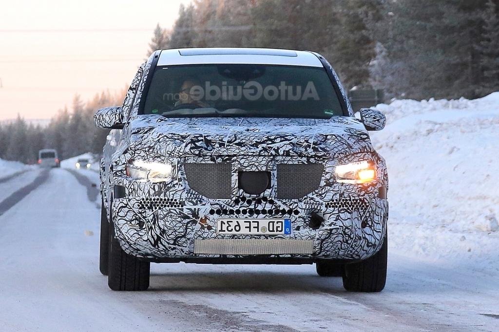2020 MercedesBenz GLS Price