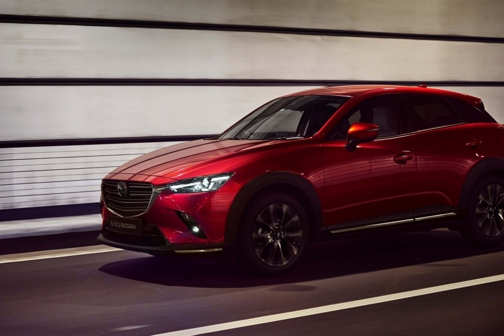 2020 Mazda CX9 Drivetrain