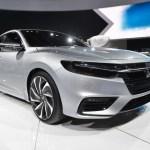 2020 Honda Insight Spy Photos