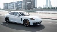 2020 Porsche Panamera Engine