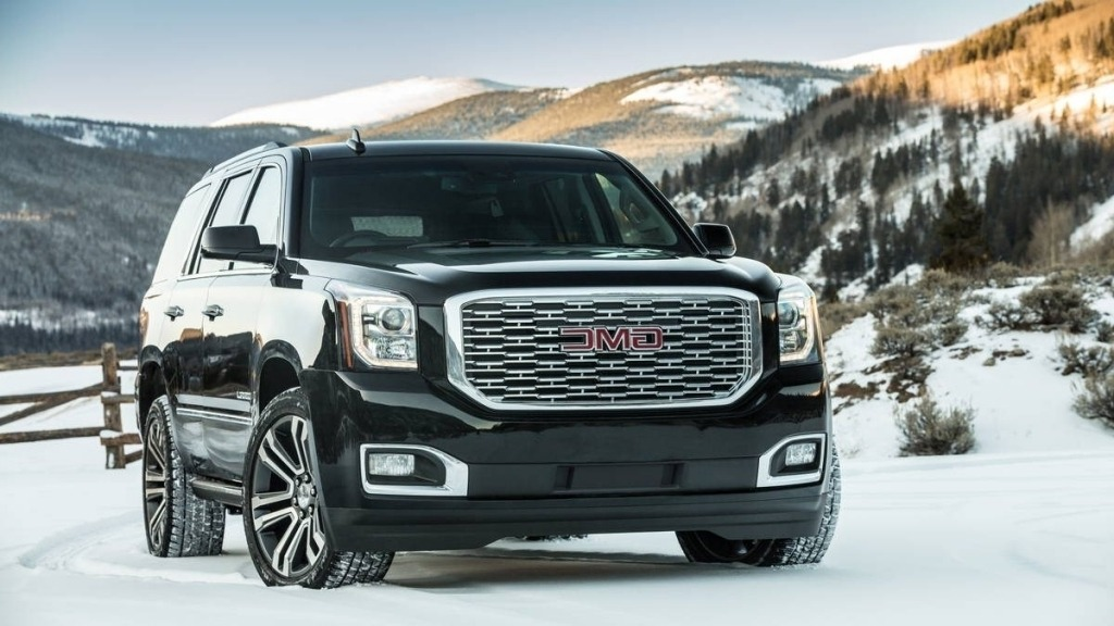2021 gmc yukon denali, redesign, spy photos, and release