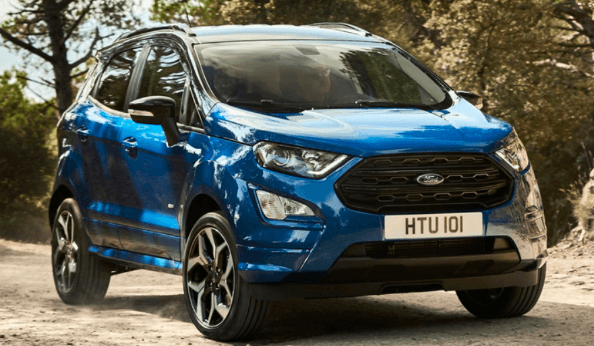 2020 Ford EcoSport Pictures