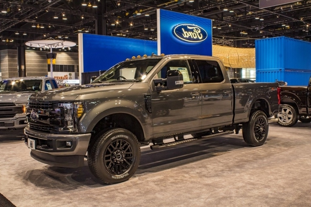 2021 Ford Excursion Wallpaper