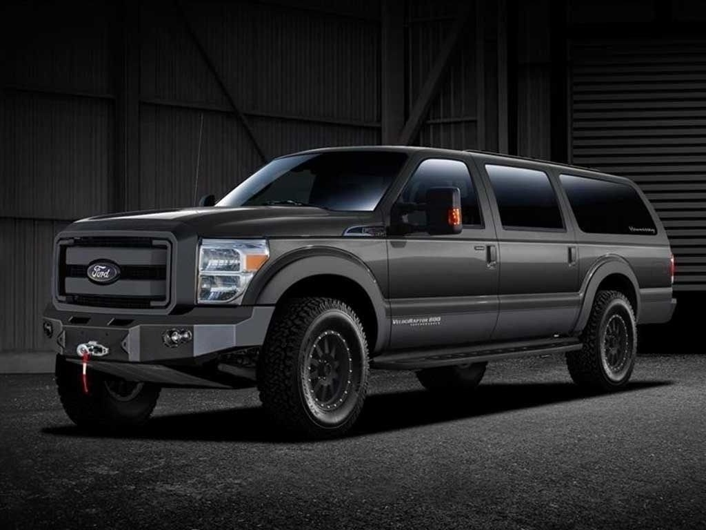 2020 Ford Excursion Price