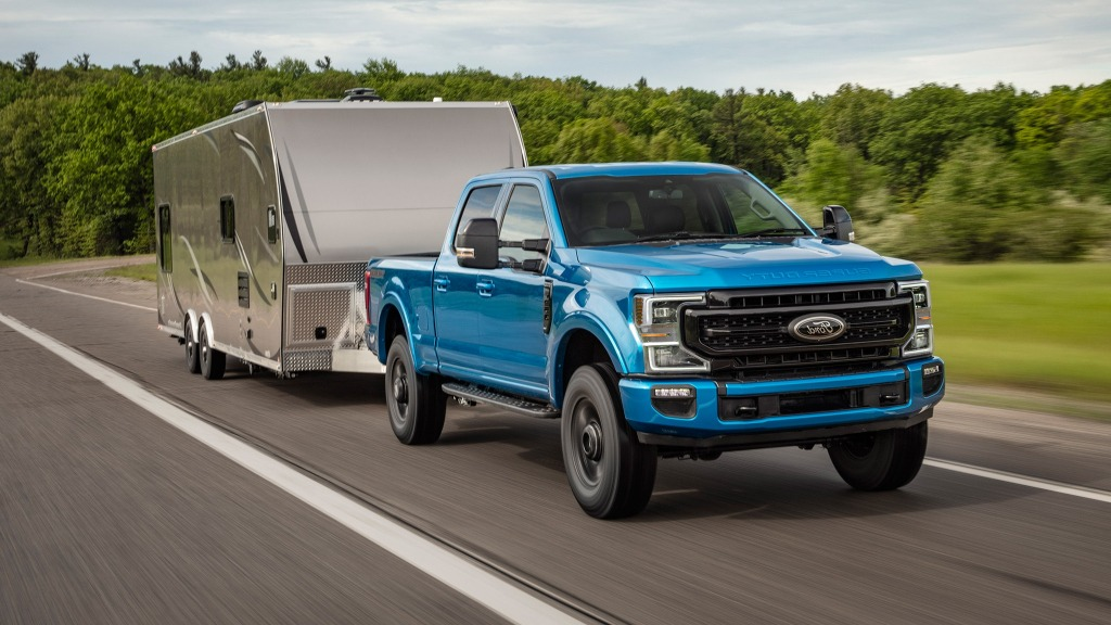 2021 Ford F350 Super Duty Pictures