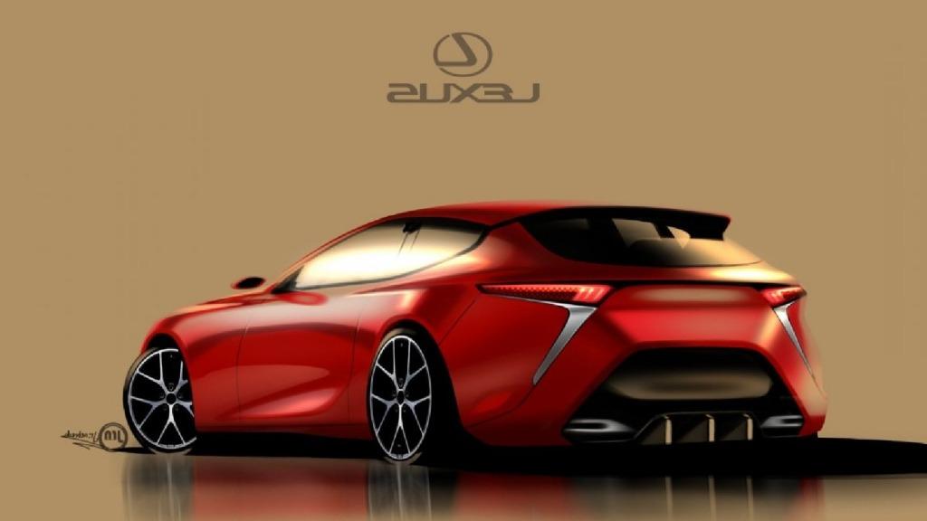 2021 Lexus CT 200h Spy Photos