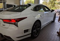 2022 Lexus LS Drivetrain