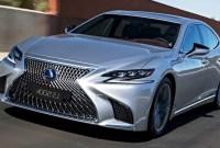 2021 Lexus LS Concept