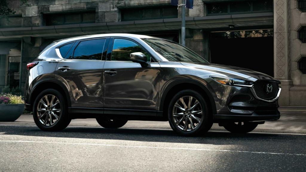 2022 Mazda CX5 Pictures