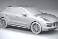 2022 Porsche Cayenne GTS Coupe Spy Shots
