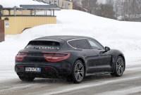 2022 Porsche Taycan Cross Turismo Powertrain