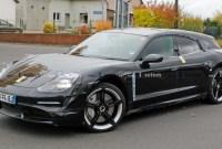 2022 Porsche Taycan Cross Turismo Redesign