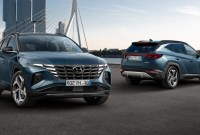 2022 Hyundai Tucson Spy Shots