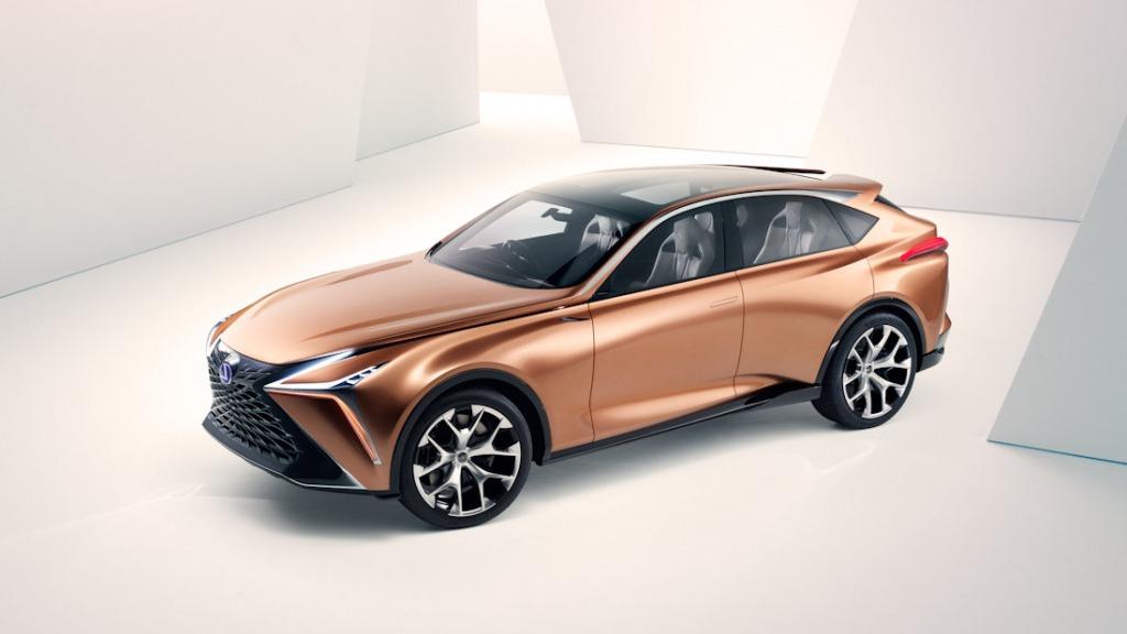 2022 Lexus LQ Exterior