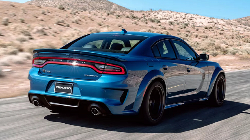 Dodge Charger 2022 Pictures