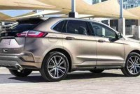 Ford Edge 2022 Drivetrain