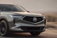 2022 Acura MDX Spy Shots
