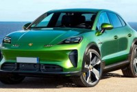 2023 Porsche Macan Spy Shots
