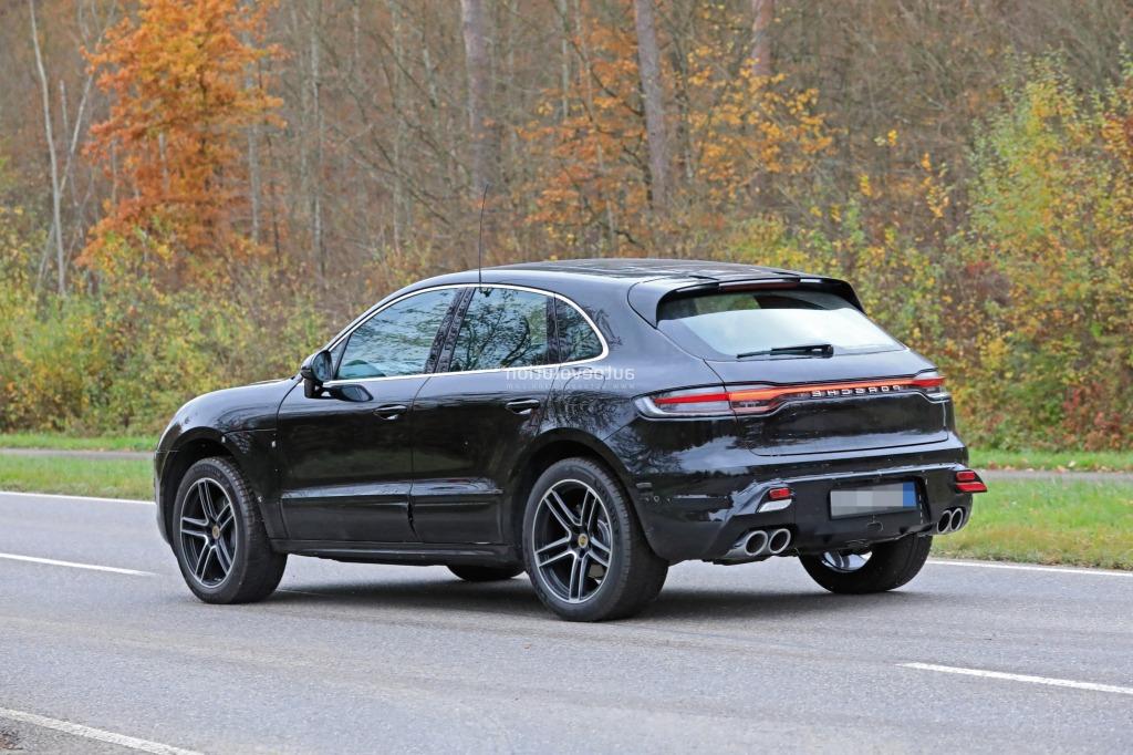 2023 Porsche Macan Wallpapers
