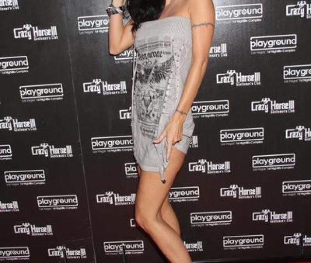 Tabitha Stevens Appear At Crazy Horse In Las Vegas On October 1 2010